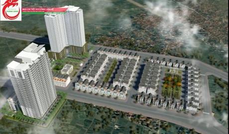 Chung cư Thăng Long City mở bán bản hàng thương mại đợt 1.