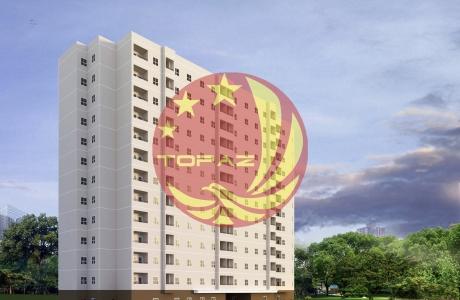 Chung cư c13 bộ quốc phòng-Dự án chung cư đường Định Công