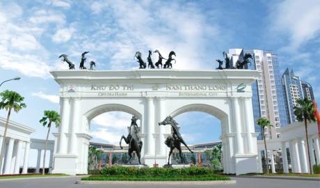 Chung cư Ia20 Ciputra Khu Đô Thị Nam Thăng Long Hà Nội