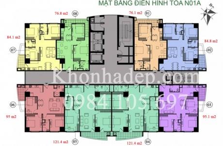 Thiết kế căn hộ K35 Tân Mai