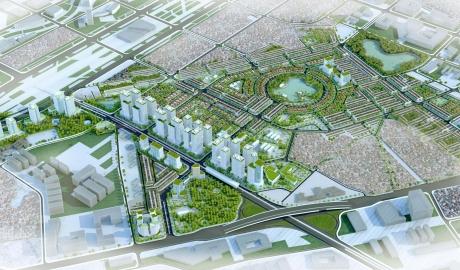 Khu đô thị Kim Chung Di Trạch, Hoài Đức, Hà Nội
