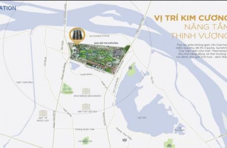 Sunshine city mảnh đất vàng cho đầu tư lí tưởng.