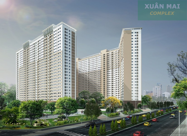 Chung cư Xuân Mai Complex