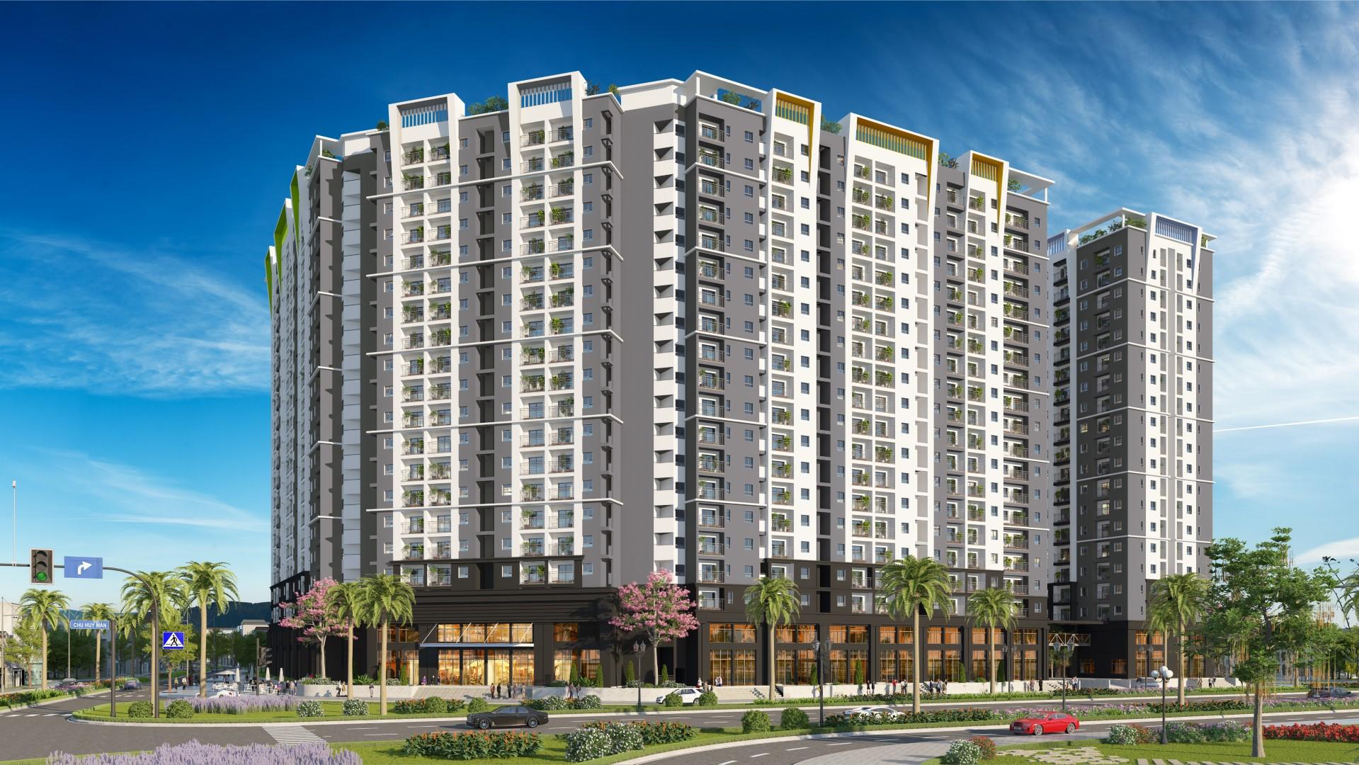 Bán suất ngoại giao Shophouse Hope Residences Phúc Đồng,Long Biên