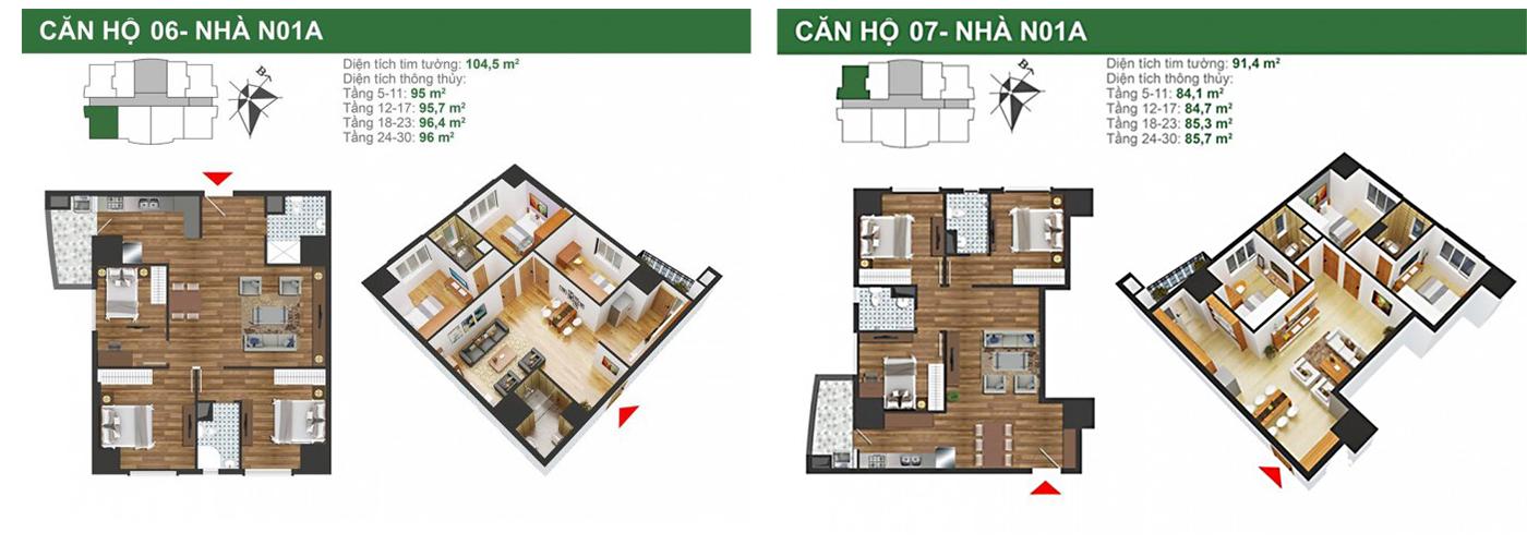 căn hộ N01a2