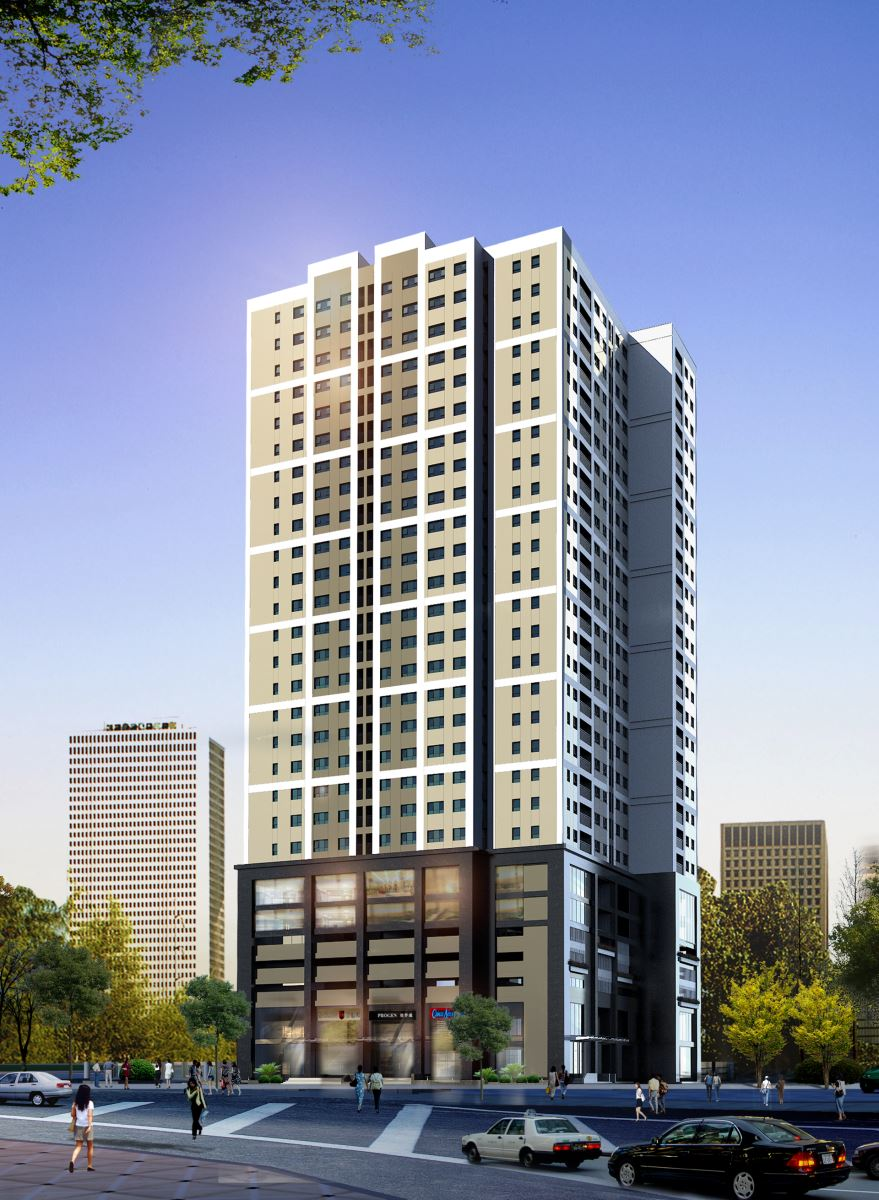 Chung cư Eco Green tower