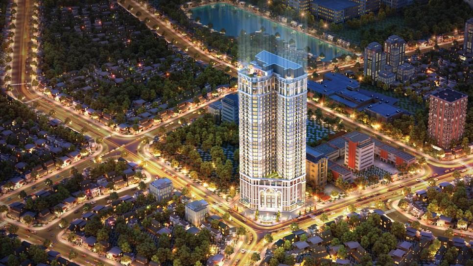 Chung cư Hateco Laroma-Dự án vàng tại Huỳnh Thúc Kháng.
